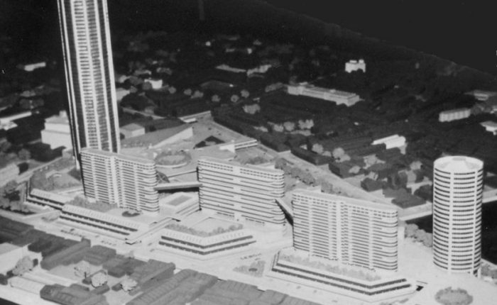 Komtar on Failed Architecture